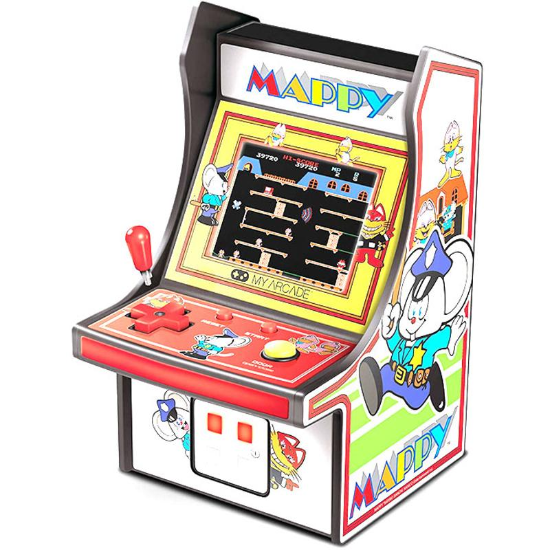 My Arcade Retro Micro Player: Mappy