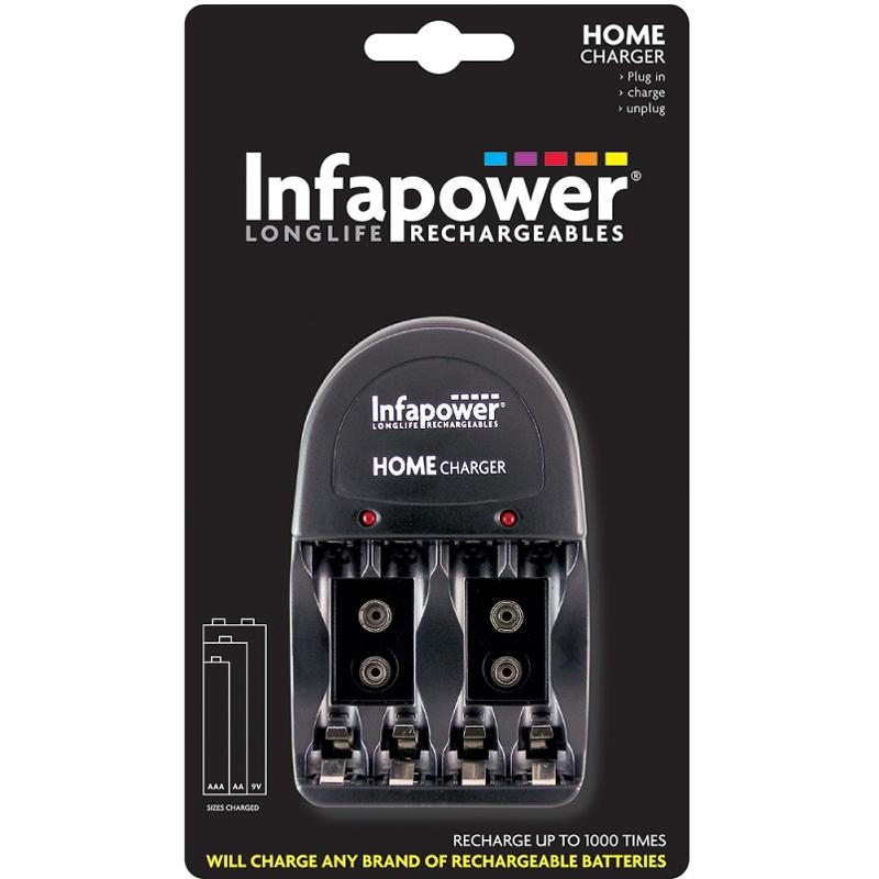 Infapower Plug-In Battery Charger