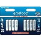 Panasonic Eneloop 1900mAh AA Rechargeable Batteries - 8 Pack
