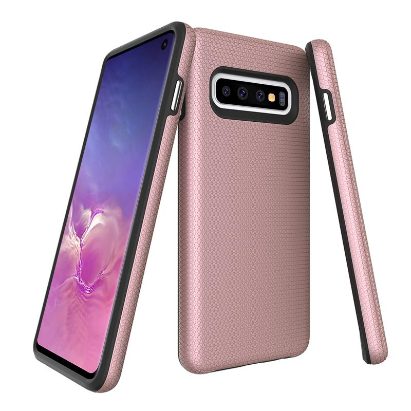 oneo FUSION Samsung Galaxy S10 Case - Rose Gold
