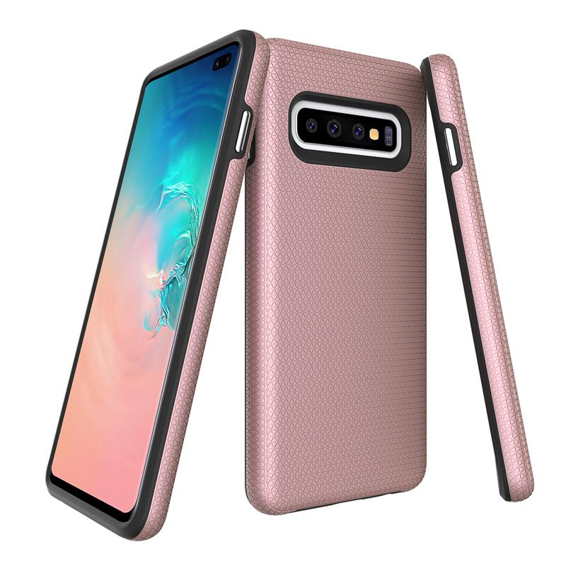 oneo FUSION Samsung Galaxy S10 Plus Case - Rose Gold