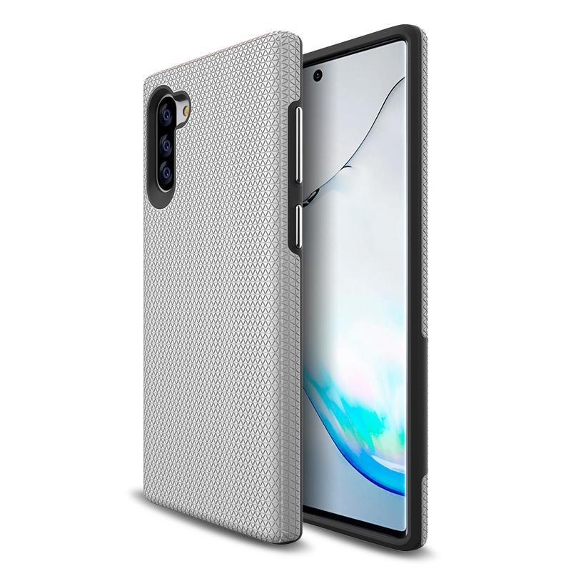 oneo FUSION Samsung Galaxy Note 10 Case - Silver