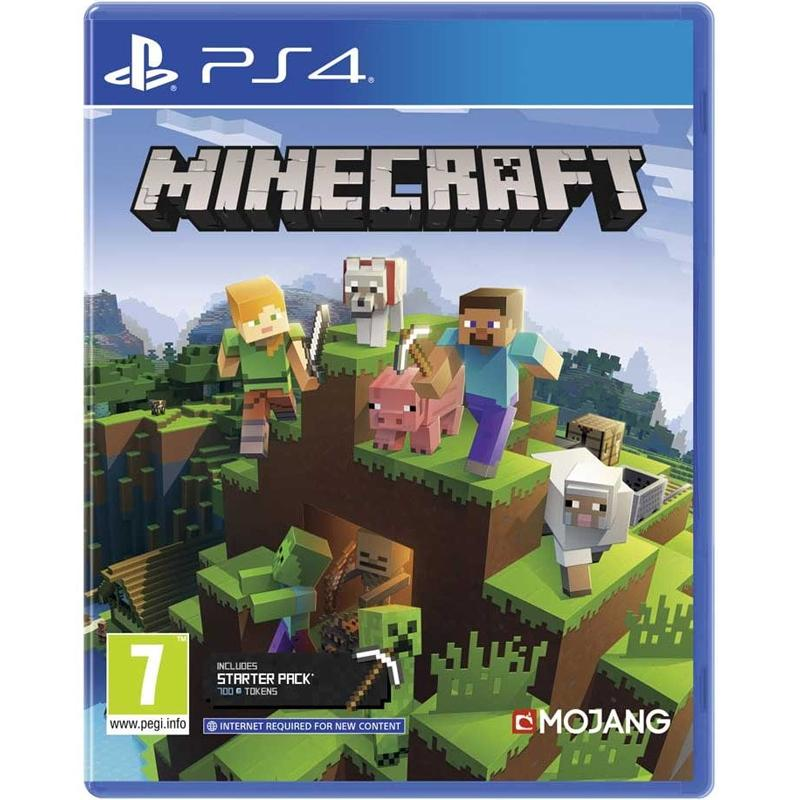 Minecraft Bedrock (Sony PS4)