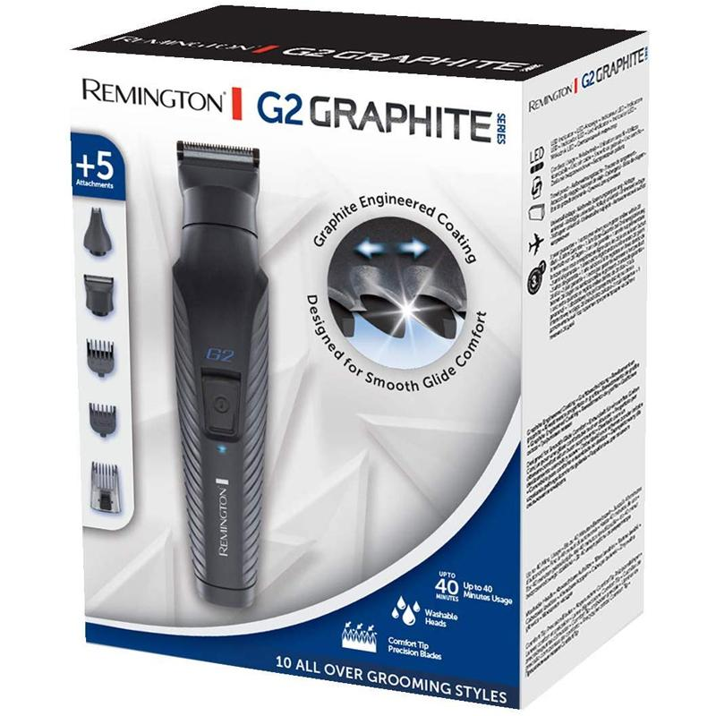 Remington G2 Graphite Series PG2000 Grooming Kit