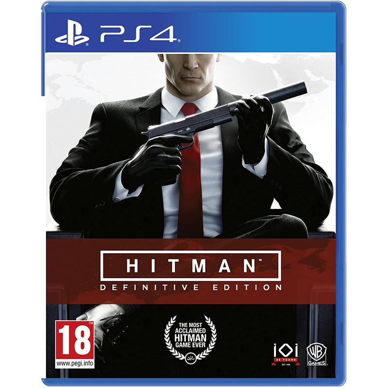 Hitman: Definitive Edition (Sony PS4)