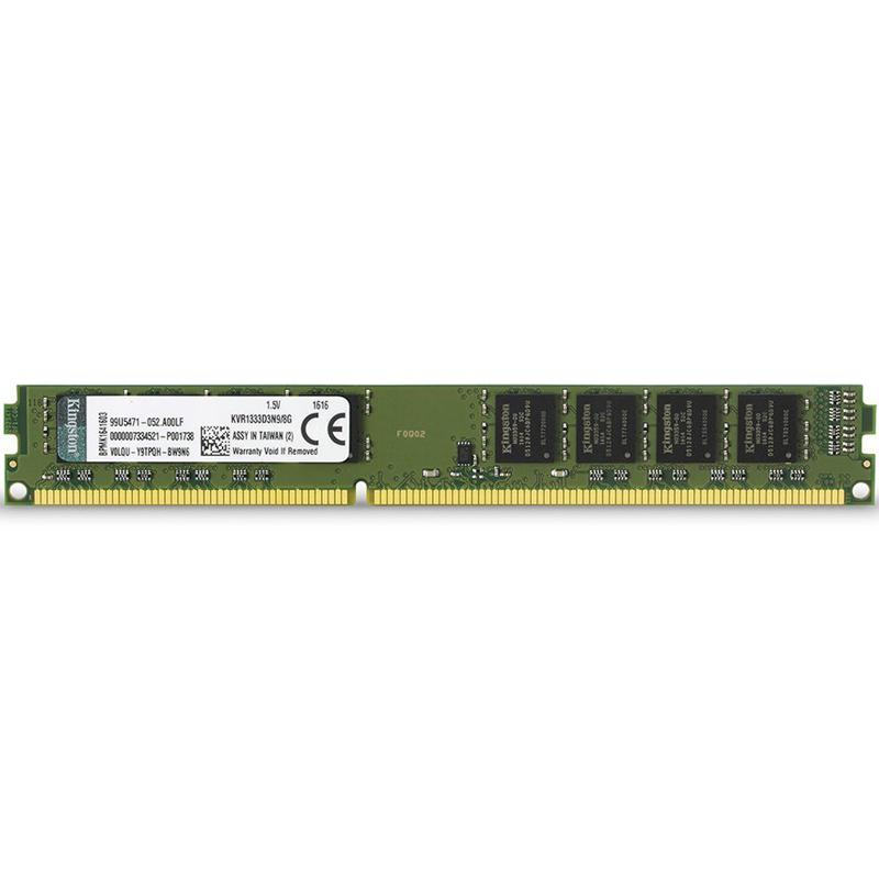 Kingston ValueRAM 8GB (1x8GB) 1333MHz DDR3 Non-ECC 240-Pin CL10 DIMM PC Memory Module