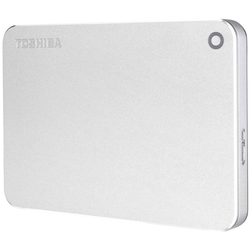 Toshiba 1TB HDD Portable Canvio Premium MAC Edition 2.5