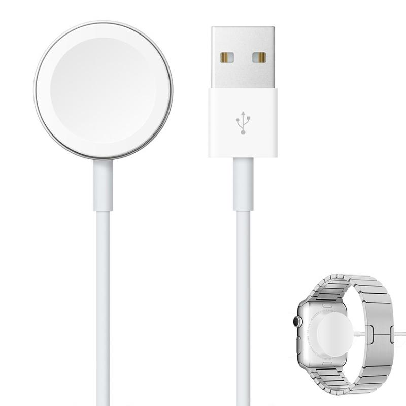 Apple Magnetic 1M Charging Cable for Watch - White FFP