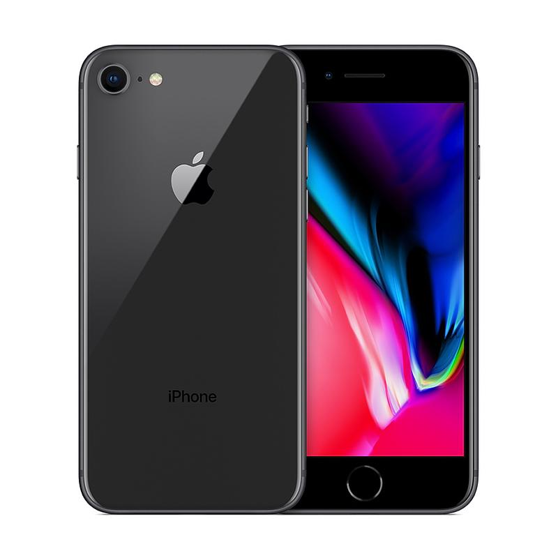 Apple iPhone 8 64GB - Space Grey - Unlocked (Refurbished - Grade A)