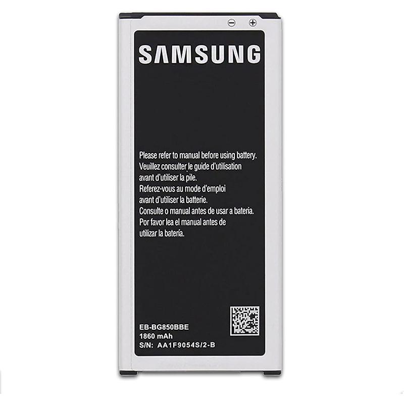 Samsung Galaxy Alpha Battery EB-BG850BBEC 1860mah FFP