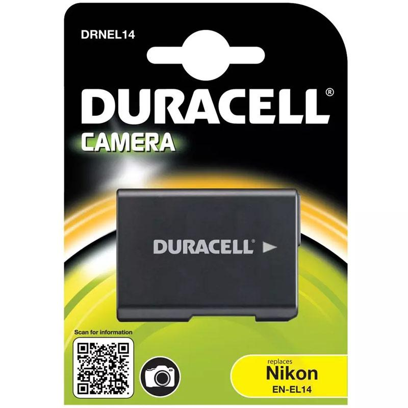 Duracell Nikon EN-EL14 Camera Battery