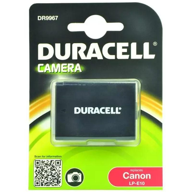 Duracell Canon LP-E10 Camera Battery