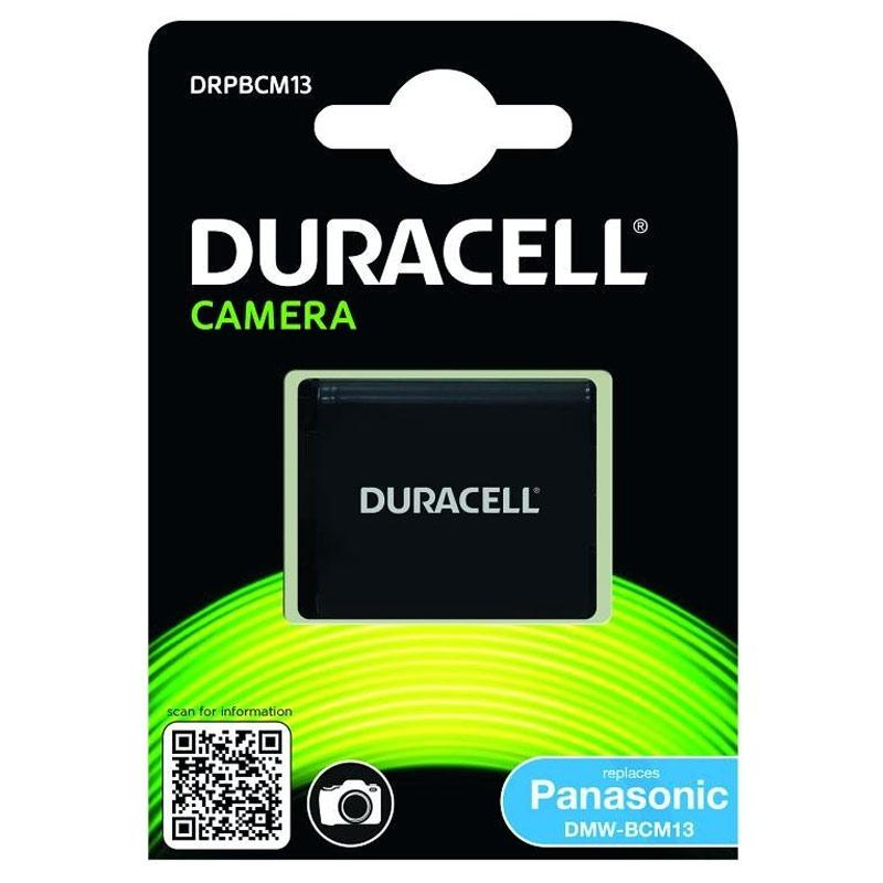 Duracell Panasonic Camera Battery (DRP-BCM13)
