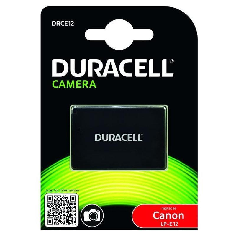 Duracell Canon Camera Battery (LP-E12)