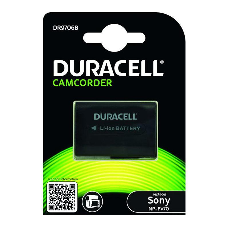 Duracell Sony Camcorder Battery (NP-FV70)