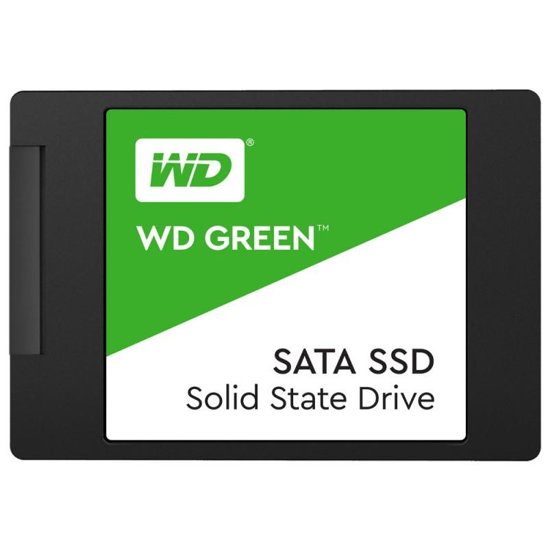 WD Green 240GB SSD SATA III 2.5
