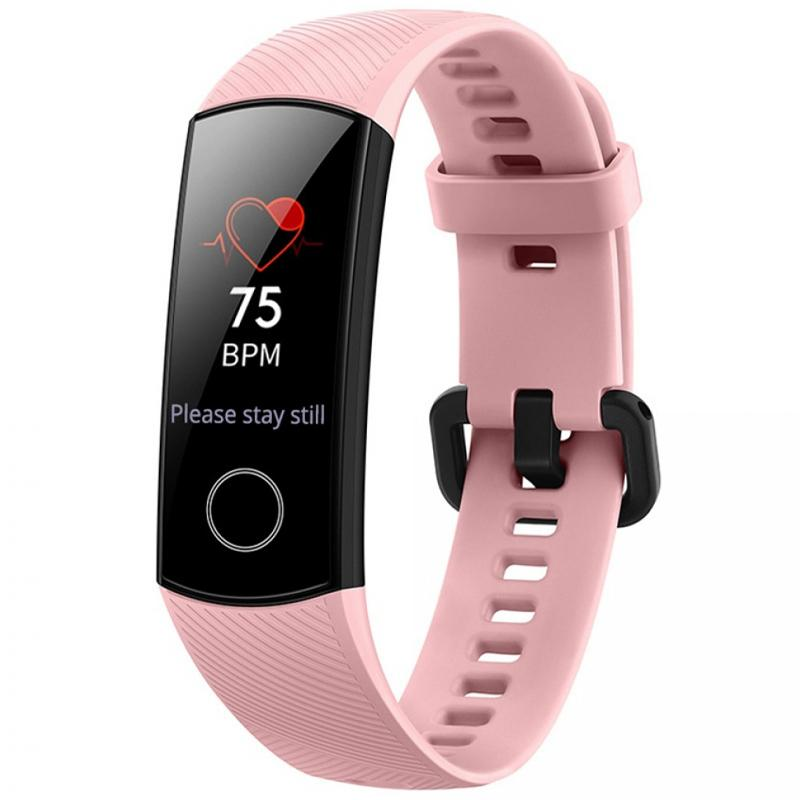 Huawei HONOR Band 5 Fitness Tracker Smart Watch - Coral