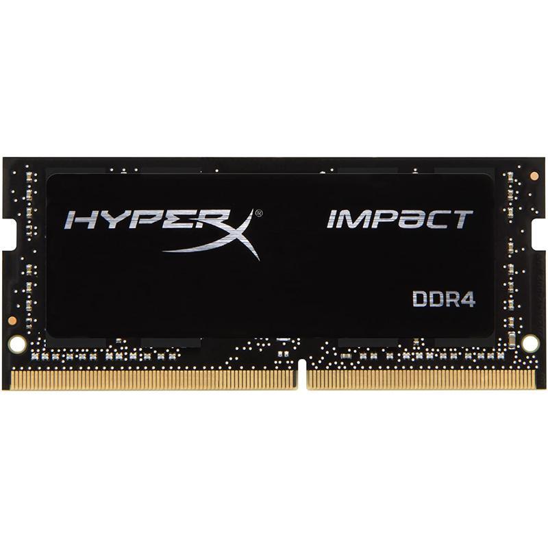 HyperX IMPACT 32GB 2666mHz DDR4 CL16 260-Pin SODIMM Laptop Memory Module