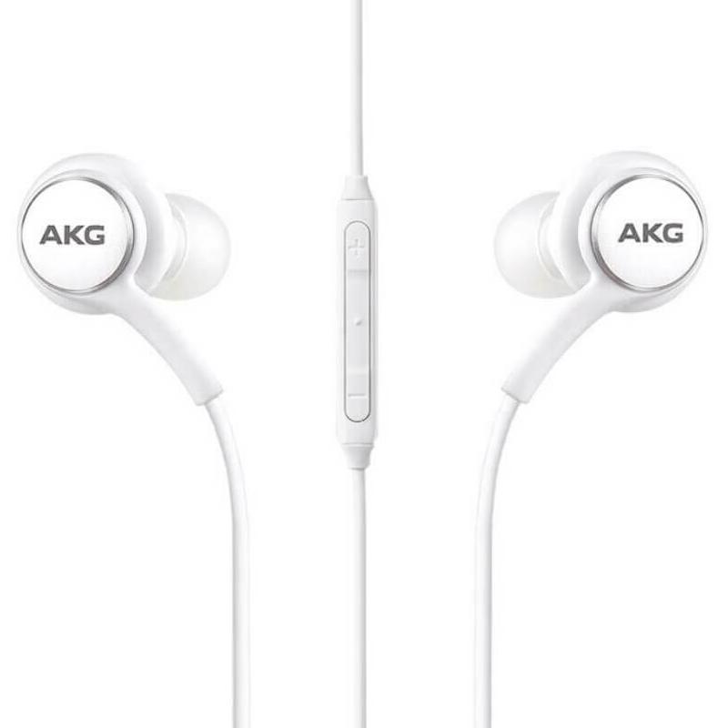 Samsung Galaxy In-Ear AKG Headphones - White - FFP
