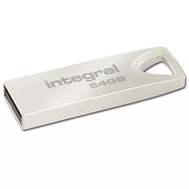 Integral 64GB Arc USB Flash Drive