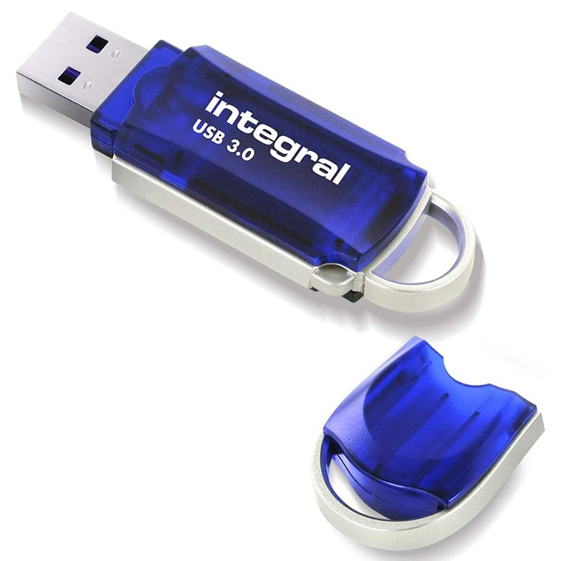 Integral 256GB Courier USB 3.0 Flash Drive - 120MB/s