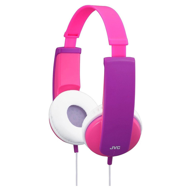 JVC Tinyphones Headphones - Pink