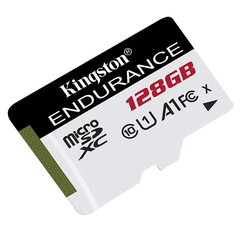 Kingston 128GB High Endurance Micro SD Card (SDXC) UHS-I U1 A1 - 95MB/s