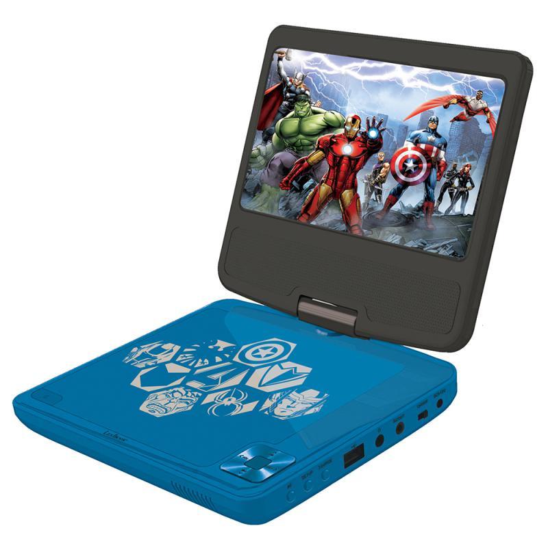 Lexibook Marvel Avengers Portable DVD Player