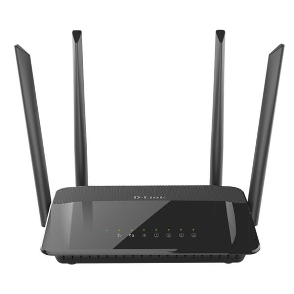 D-Link Wireless AC1200 Dual Band Gigabit Router