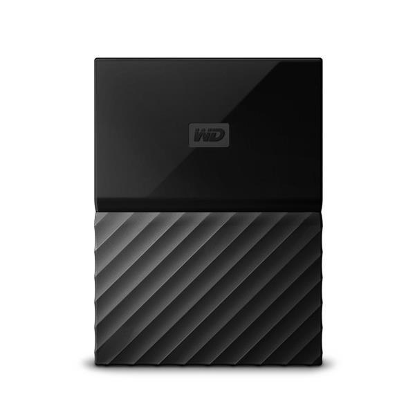 WD 2TB My Passport USB 3.0 Portable HDD PS4 (Black)
