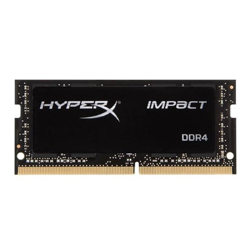 HyperX IMPACT 8GB (1x8GB) 2933MHz DDR4 Non-ECC 260-Pin CL17 SODIMM Laptop Memory Module