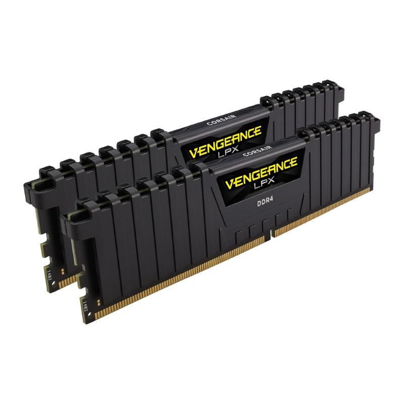 Corsair Vengeance LPX 16GB (2x8GB) 2133MHz DDR4 Non-ECC 288-Pin CL13 DIMM PC Memory Module