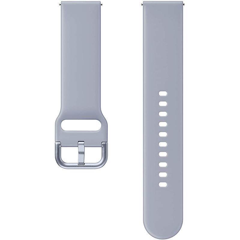 Samsung Galaxy Watch Active 2 Sport Band 20mm FFP - Silver