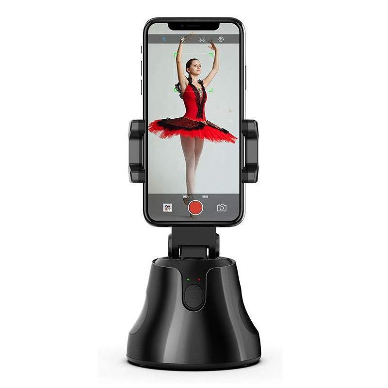 Stabiliser Selfie Stick for Smartphone 360° Rotation Auto Tracking