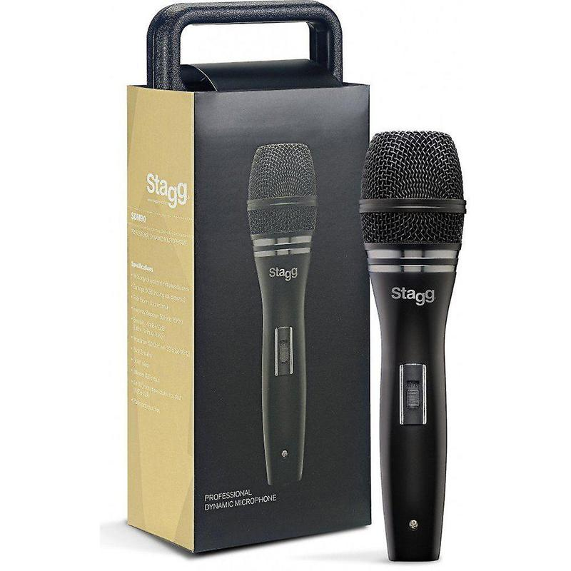 Stagg Professional Cardioid Dynamic Microphone Wired (SDM90)