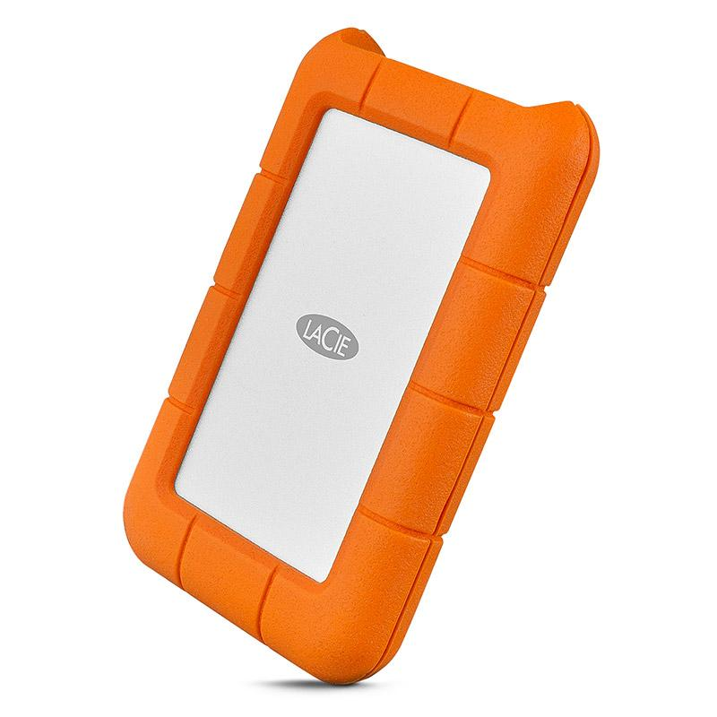 LaCie Rugged 1TB Portable 2.5
