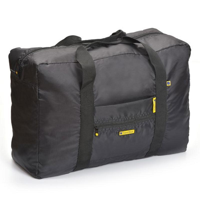 Travel Blue Folding Carry Bag - Black