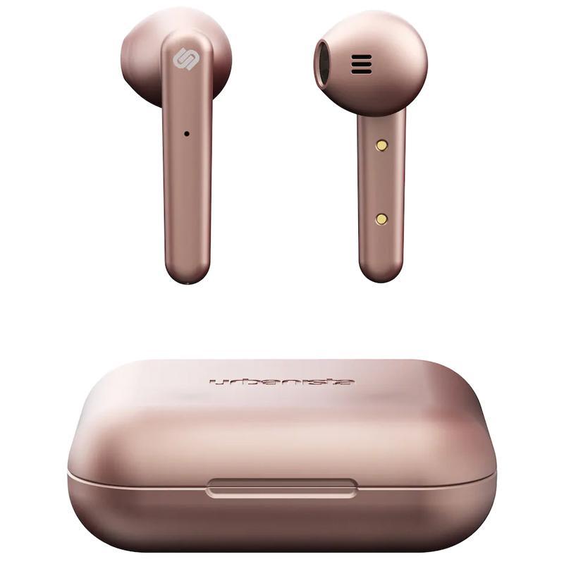 Urbanista Stockholm True Wireless Earphones - Rose Gold