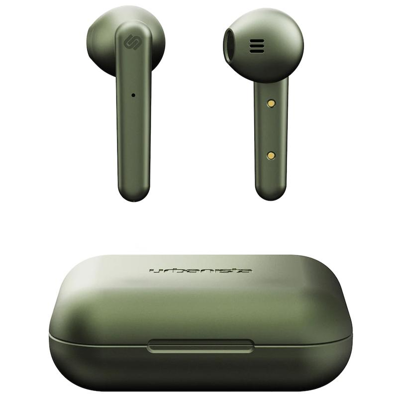 Urbanista Stockholm True Wireless Earphones - Olive Green