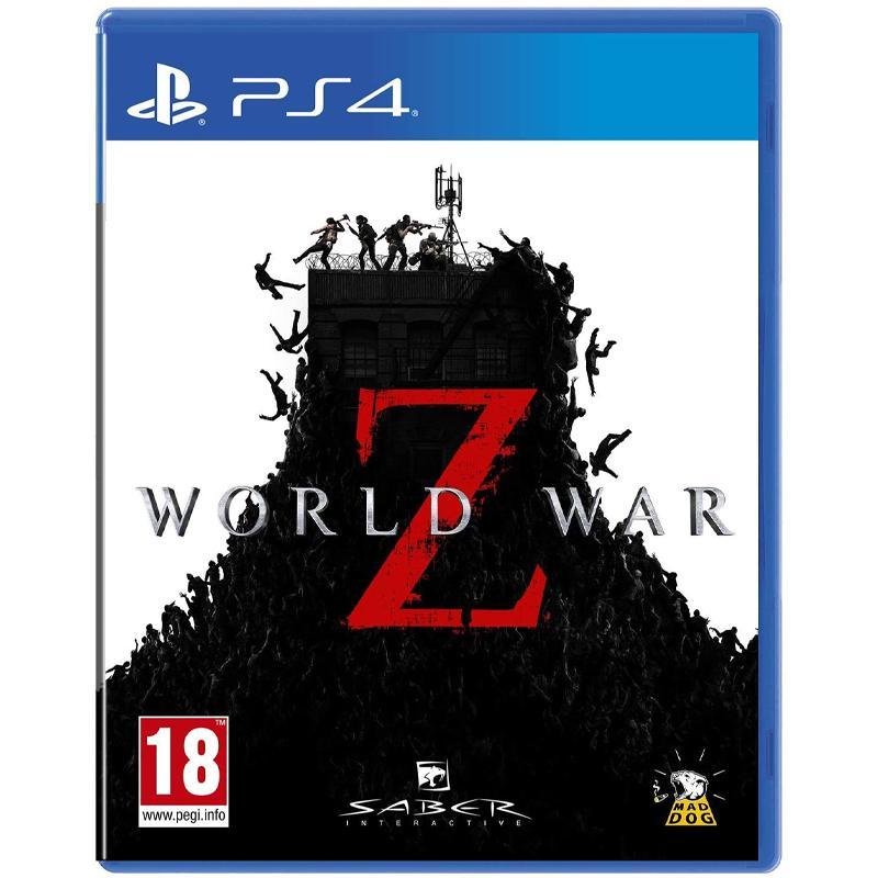 World War Z (Sony PS4)