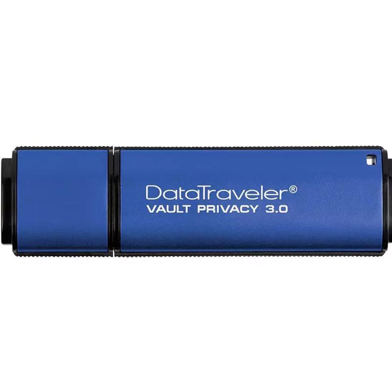 Kingston 4GB DTVP30 USB 3.0 256Bit Encrypted Flash Drive