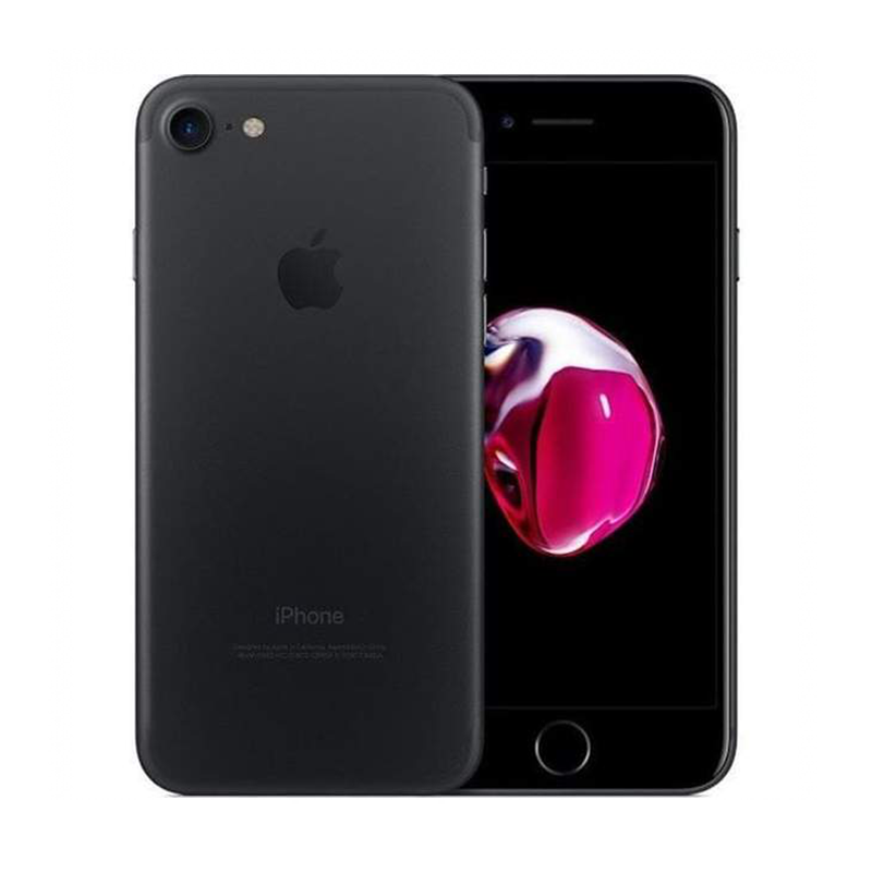 Apple iPhone 7 128GB - Black - Unlocked (Refurbished - Grade A)