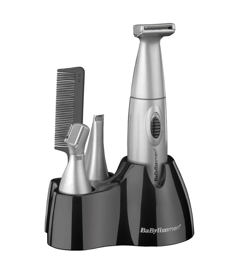 BaByliss for Men 6-in-1 Grooming Kit (7040CU)