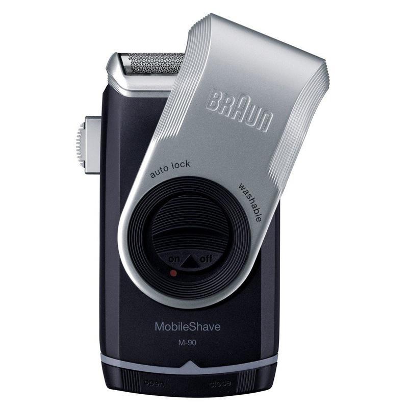Braun MobileShave Electric Shaver (M-90)