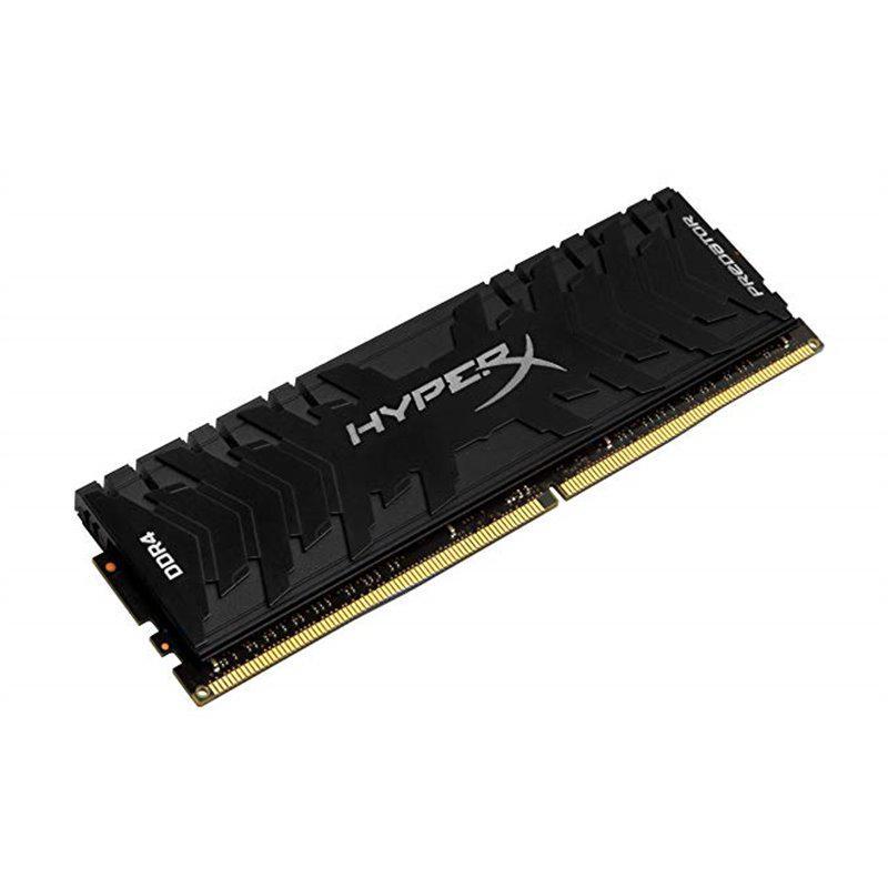 HyperX Predator 8GB (1x8GB) Memory Kit 3333MHz DDR4 CL16 288-Pin DIMM 1.2V