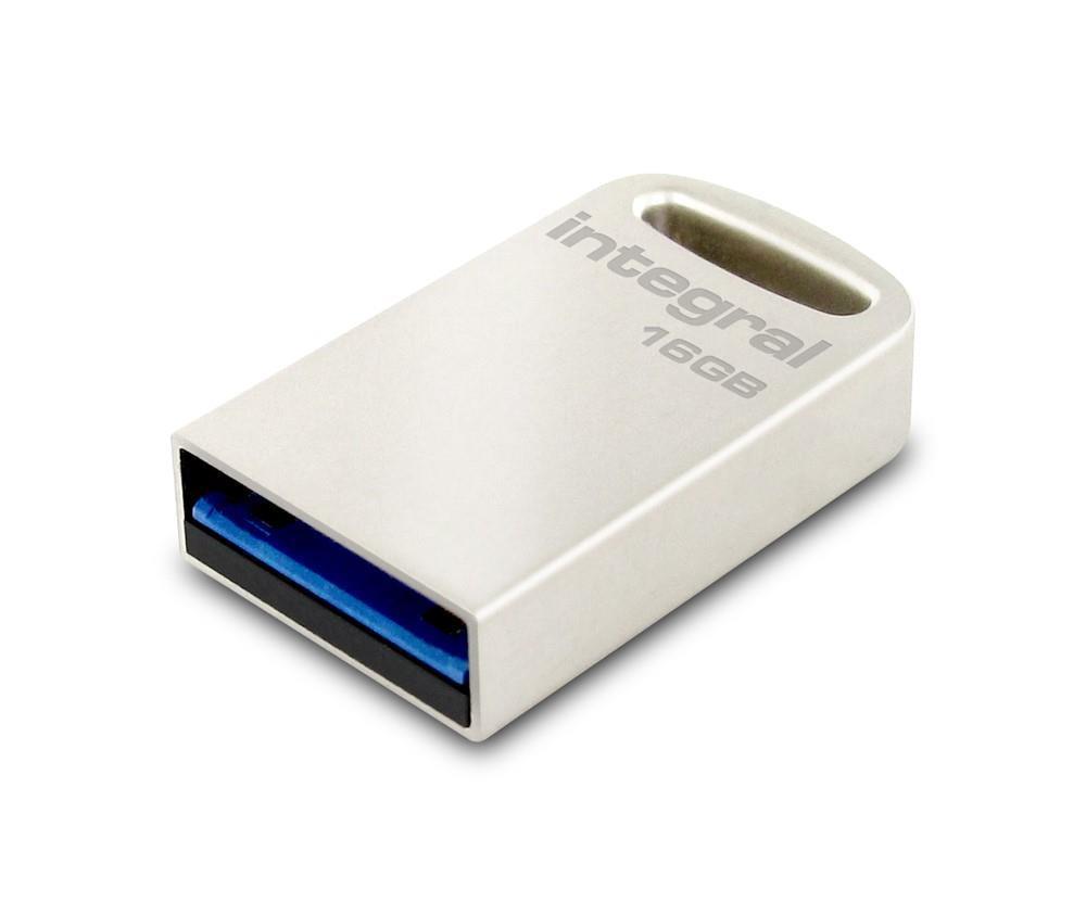 Integral Fusion 16GB USB 3.0 Flash Drive - 120MB/s