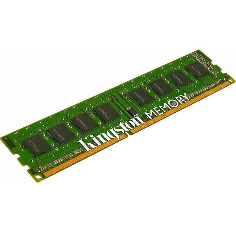 Kingston ValueRAM 4GB (1x4GB) 1600MHz DDR3 Non-ECC 240-Pin CL11 DIMM PC Memory Module
