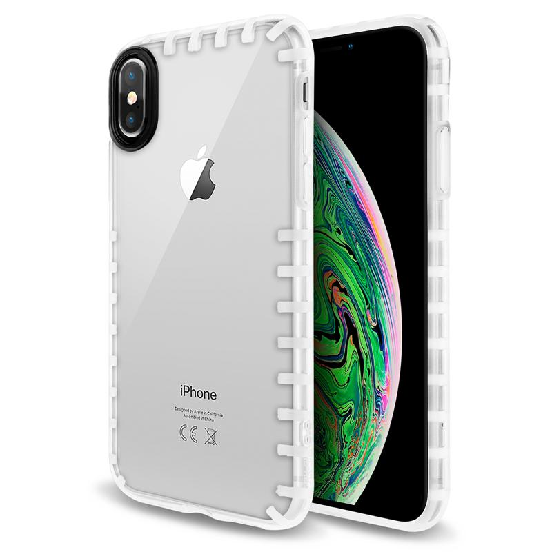 oneo VISION iPhone XS Max Transparent Case - Clear