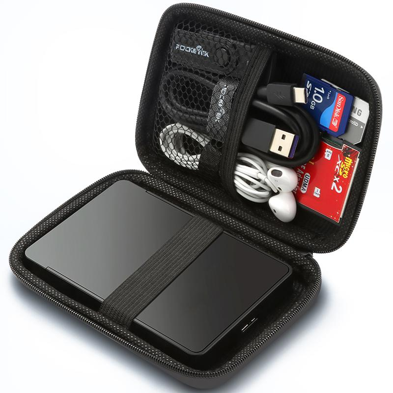 MyMemory External HDD Protective Case - Black