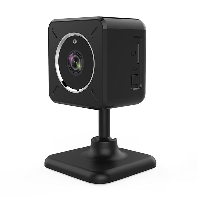 Clever Dog Mini WiFi Smart Camera - Black